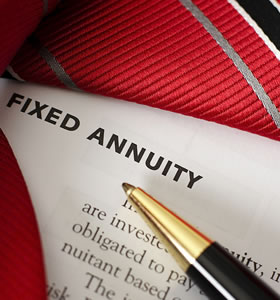 Annuities & surrender charges
